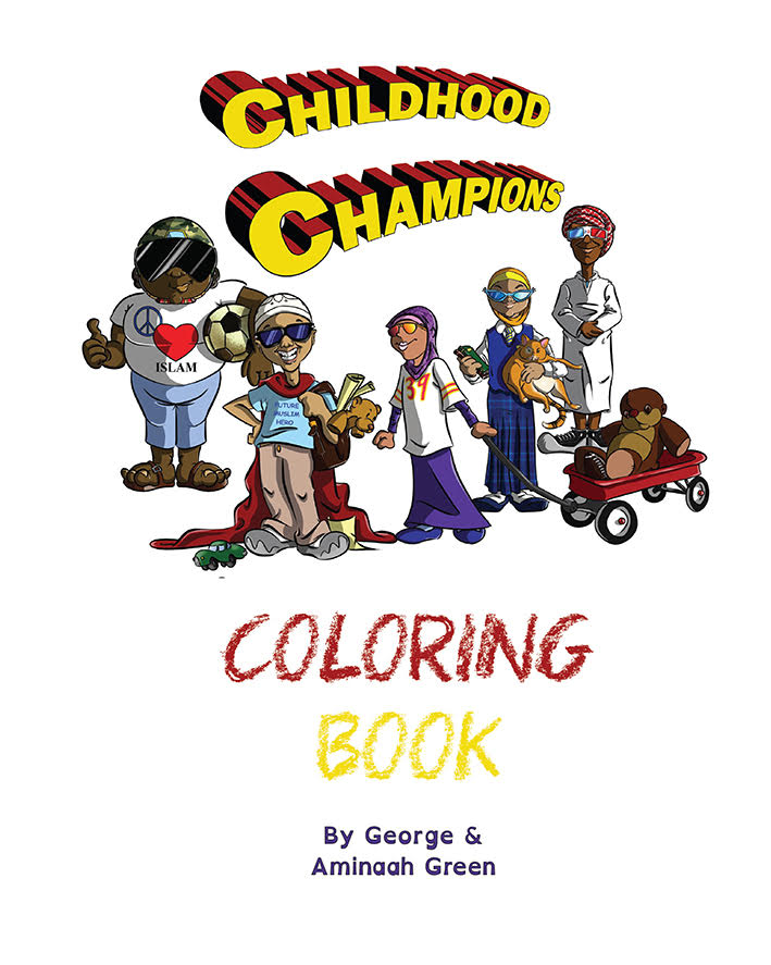 Childhood Champions promotional cover image