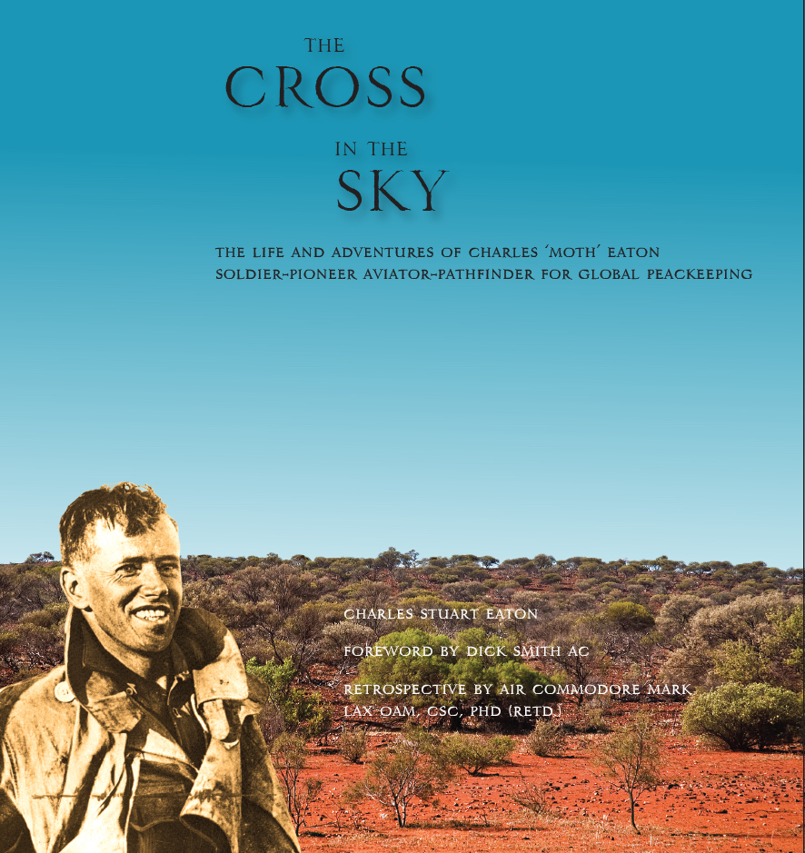 The Cross in the Sky cover