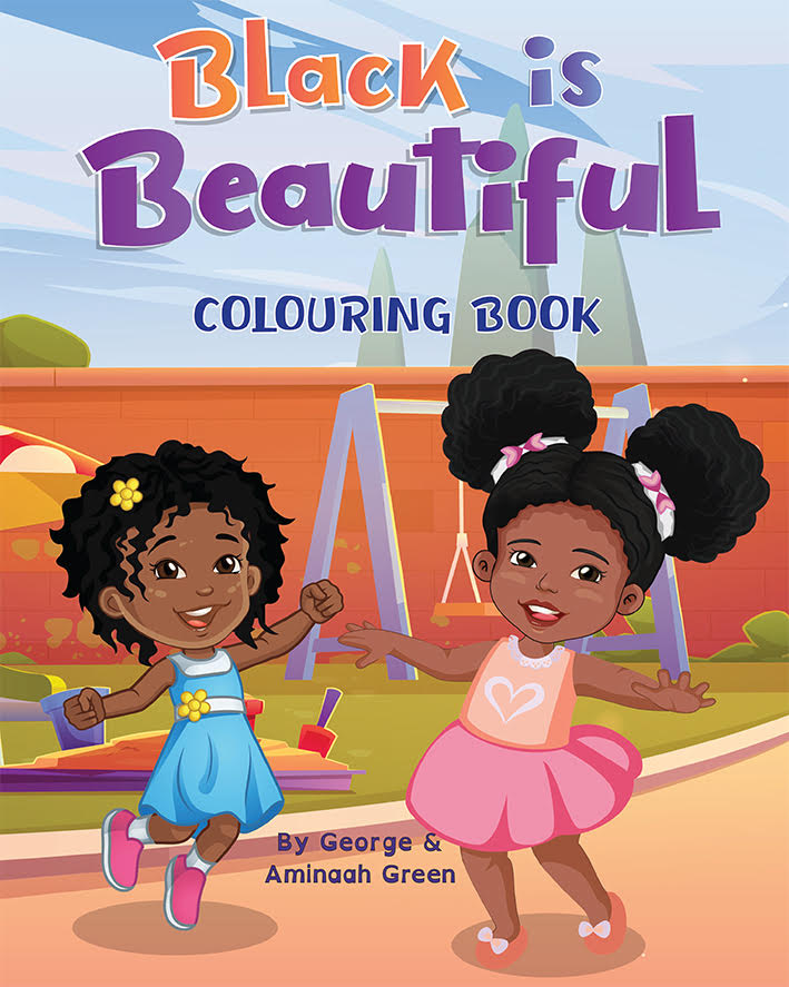 Black is Beautiful promotional cover image